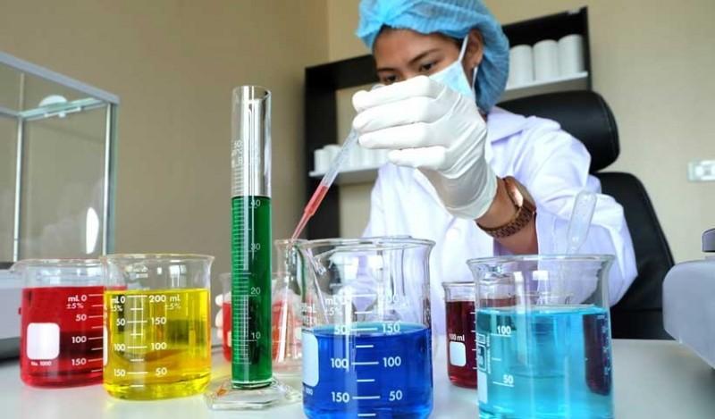 بازار کار مهندس شیمی