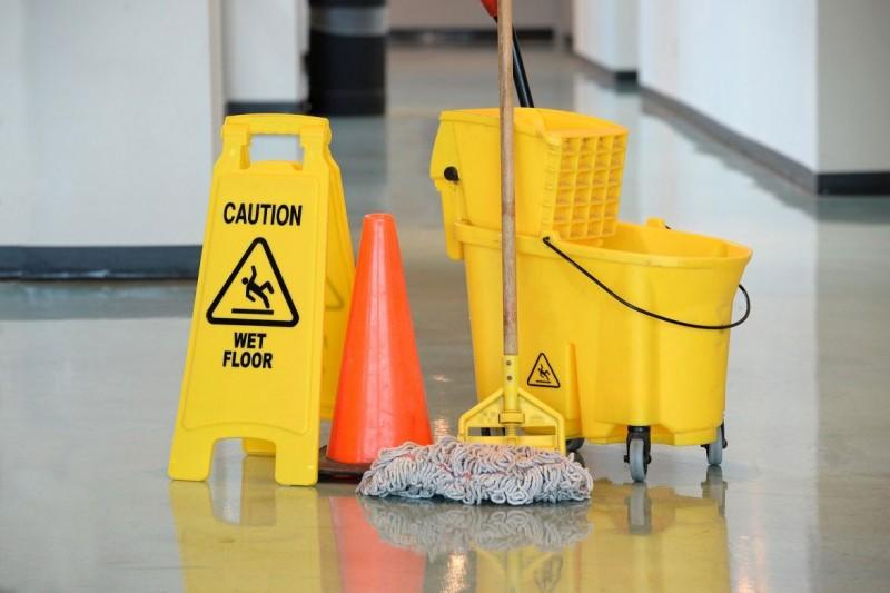 آشنایی با شغل نظافتچی