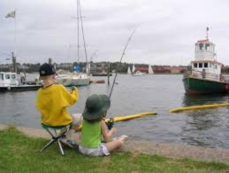 آشنایی با مشاغل ماهیگیری