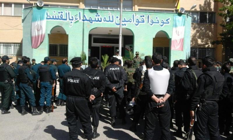 استخدام در یگانهای انتظامی، مرزبانی و عملیات ویژه کرمانشاه آغاز شد