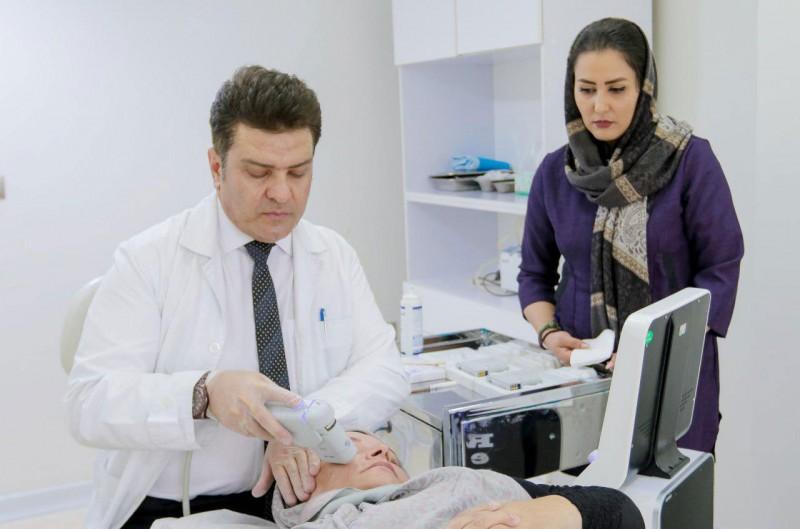 معرفی شغل پزشک پوست