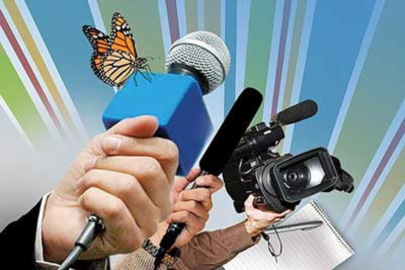 آشنایی با شغل خبرنگاری