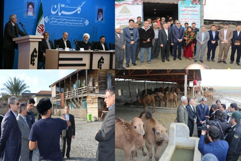 اختصاص ۹۰۰ میلیارد تومان به استان گیلان برای توسعه اشتغال روستایی