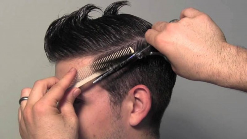 آشنایی با شغل آرایشگر مردانه