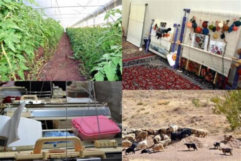 ۴۷۰ میلیارد ریال برای اشتغال روستایی اسفراین پرداخت شد