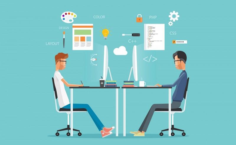 بررسی شغل طراح وب