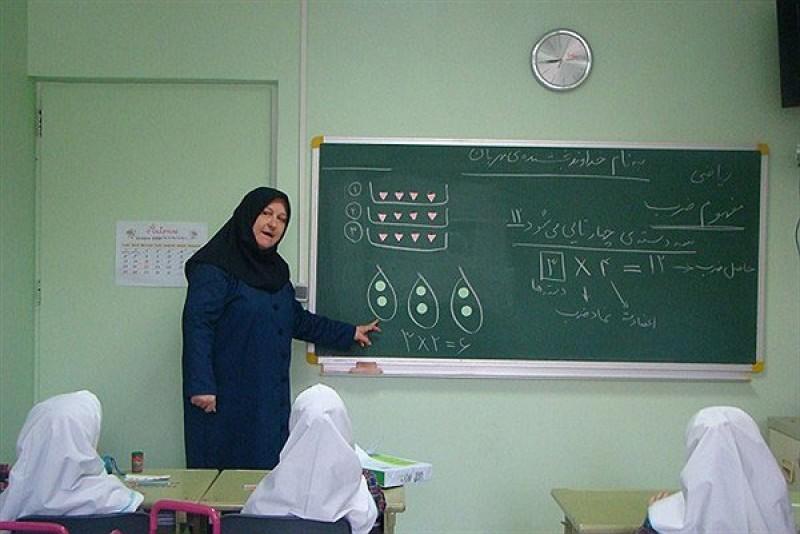 جذب ۵۰ هزار معلم برای سال تحصیلی جدید