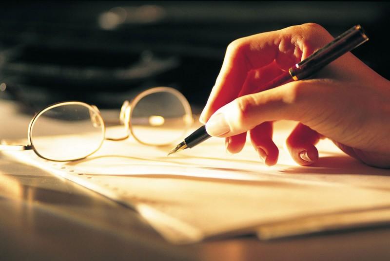 همه چیز در مورد شغل نویسندگی