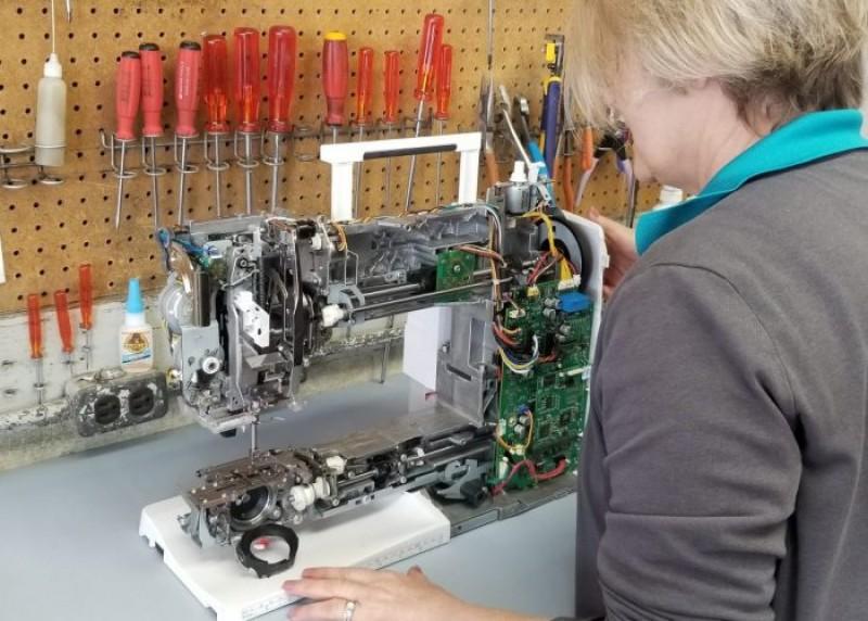 آیا با شغل مهندسی دوخت آشنایی دارید؟