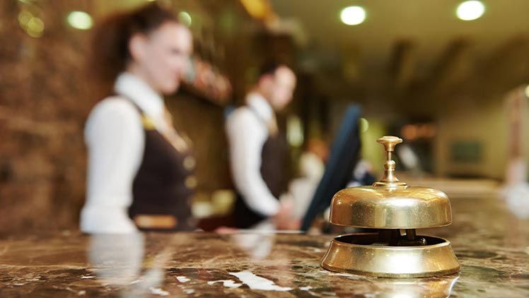 مشاغل هتلداری